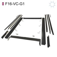 Kit for Velux Roof Window, Centre Position