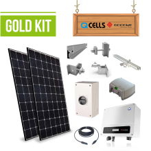 Solar Kit (Without Battery)